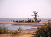 Mardi: l'étape du grand baobab